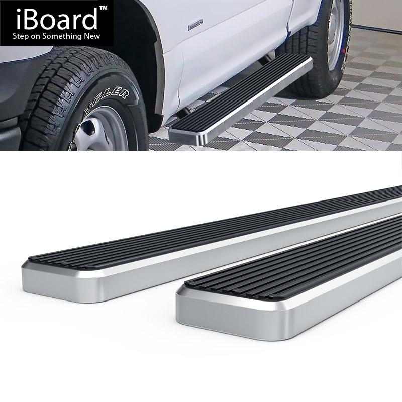 iboard running board 5 fit ford f150 regular cab 15 17 ebay. Black Bedroom Furniture Sets. Home Design Ideas